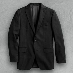 I love the fit of this suit - tapered waist, flat front pants. Lots of random pockets for lots of random objects of various shapes.