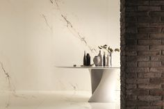 Revestimento de pisos/paredes com efeito mármore ULTRA MARMI │ Paonazzetto S by ARIOSTEA