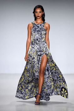 Deola Sagoe takes New York! See her Stunning Spring/Summer 2015 NYFW Showcase