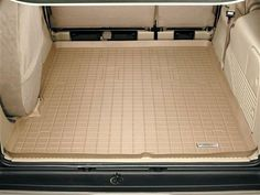 2000 Ford Excursion | WeatherTech Custom Cargo and Trunk Liners Cargo Mat | WeatherTech.com