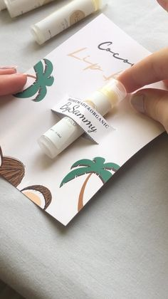 Best Small Business Ideas, Small Business Plan, Small Business Marketing, Lip Balm Packaging, Small Business Organization, Diy Lip Balm, Business Planner, Jewelry Packaging, Diy Gifts