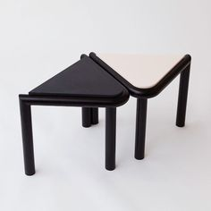 Troika Stool by Vonnegut Kraft View more at www.leibal.comfurnituretroika stool minimalism minimal minimalist stool leibal via leibal