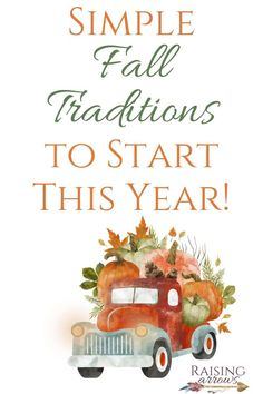 Enjoy the blessings of the season with its wonderful sights and smells with these simple fall traditions your family will treasure for years to come! Traditions To Start, Family Traditions, Ish Book, Fall Family, Family Life, Hand Turkey, Paper Feathers, Apple Unit, Tree Crafts