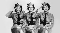 Andrews singers  LaVerne:  Born July 6, 1911  Maxene: Born January 3, 1916  Patty: born February 16, 1918, in  Mound, MN.  The Andrews Sisters were an American close harmony singing group of the swing and boogie-woogie eras.