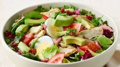 Panera's 2016 Summer Menu Includes New Green Goddess Cobb Salad