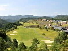 佐用ゴルフ倶楽部 Sayo Golf Club Hyogo Japan http://booking.gora.golf.rakuten.co.jp/guide/disp/c_id/280060?scid=pinterest_280060