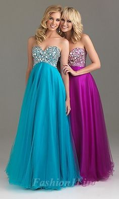 Looks like me and my BFF Emma on prom I am in the blue she is in the purple