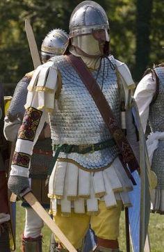 late roman armour - Google Search