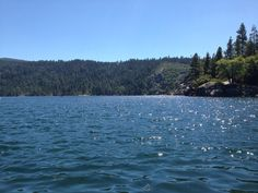 Pinecrest lake, my Happy Place