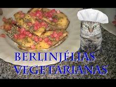 Cozinhando com Biriba 1 - Berinjela vegetariana