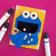 Artista cria retratos com personagens da Cultura Pop utilizando LEGO | Magnatas