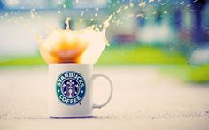 starbucks hd widescreen wallpapers for laptop
