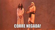 CORRE NEGADA!