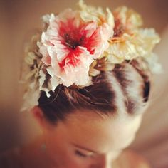 Blossom Hairstyle!!!  #blossom #flowers #inspiration #floral #flowers #roses #hairstyle #braids #girl #beautiful #love #hair #fashion #style #lovely #cute #sweet #fresh #girly #romantic #romance