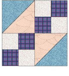 It's Easy to Make Buckeye Beauty Quilt Blocks: About the Buckeye Beauty Quilt Block