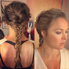 MMA Haircare with Ronda Rousey's Longtime Stylist, Abraham Esparza   FIGHTLAND
