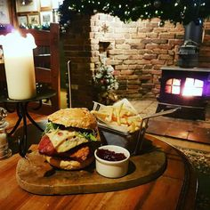 Where To Get A Christmas Burger In Eastbourne