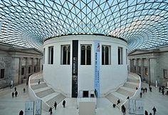 The amazing British Museum!!