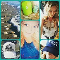 Beachy Nautical for Sweet or Spicy Apparel