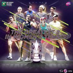 WTA Finals 2016 Jugadoras