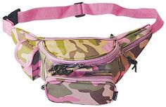 "Fanny Pack F4 Pink Camouflage, 16"" X 6"" X 4"" by Explorer, http://www.amazon.com/dp/B00AYSQITA/ref=cm_sw_r_pi_dp_c-sZrb0YRVX4M"