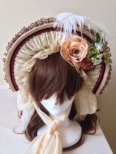 Triple Fortune Bonnet