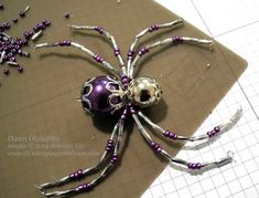 Bead Spider - DO Stamping