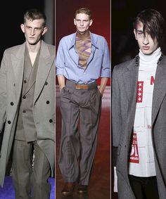 Maison Martin Margiela:   http://blog.rtve.es/moda/2015/01/par%C3%ADs-rescata-la-est%C3%A9tica-de-los-70-para-vestir-a-un-nuevo-hombre-.html