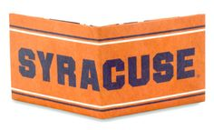 Syracuse Sport Tyvek Mighty Wallet Wallet at AllPosters.com