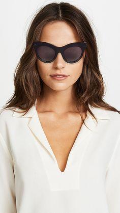 2070fb7ca80 Karen Walker Miss Lark Sunglasses