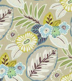 Home Decor Print Fabric-Richloom Studio Landora Beachcomber Beige , , hi-res