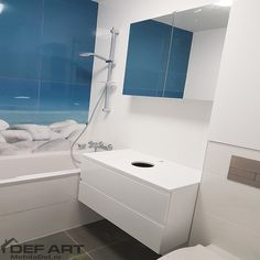 Mobilier baie mdf Toilet, Bathroom, Bath Room, Litter Box, Bathrooms, Bath, Toilets, Bathing, Powder Rooms
