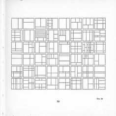 clear-glass:  The Modulor / Le Corbusier