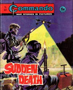 Commando #631