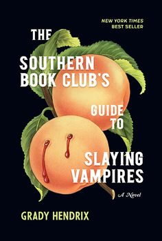 Get together with your book club, slay some vampires, and discuss over some wine with this useful reading group guide.