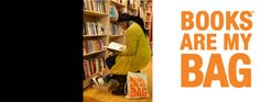 Books Are My Bag is an upcoming nationwide campaign throughout the UK celebrating books and bookshops. The collaboration among publishers, writers and bookstores—both chain and indie—is the biggest promotion for bookshops ever launched in Britain. The mission is to rally … Continue reading →