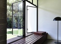 Elwood House by Preston Lane Architects | Steel Framed Windows