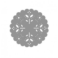 doily placemat! $22