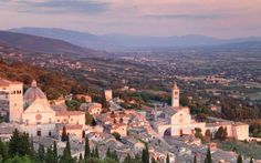 Perugia is also an optional day trip