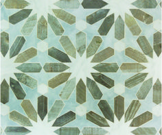Petite Alliance by Tabard studio, oxford stone, lavan marble & mozet antiqued oak