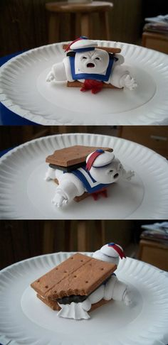 Stay Puft Marshmallow Man…