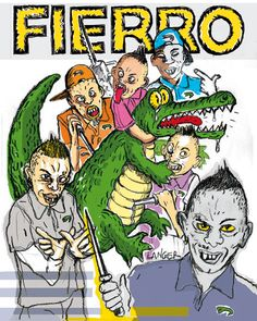 Revista Fierro | La historieta argentina