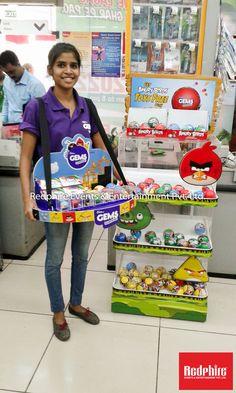 Cadbury Gems Surprise | BTL Activity | Brand Activation | Brand Promotion | Mall Activation | Mall Promotion | Brand Promoters | Mumbai | Redphire Events | Mumbai