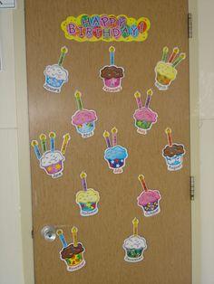 Verjaardagskalender voor groep 7-8