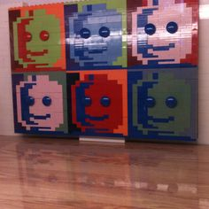 Lego Store in NYC