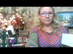 Наталья Фохтина. Новогодняя шкатулка + сюрприз. Университет декупажа. Новогодний переполох.