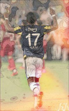 Luis Nani #17 #LN17 #KK FENERBAHCE