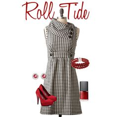 Goint to the game, created by jennifer-medlen on Polyvore