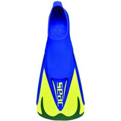 Full-foot fin with a smaller blade, made in 3 materials. Excellent for snorkeling, and ideal for leg workouts in the pool. Swim Fins, Thigh Muscles, Open Water Swimming, Rubber Material, Active Wear For Women, Snorkeling, Mens Fitness, Leg Workouts, Thighs