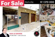 Extremely neat 2-bedroom townhouse in Labiance, conveniently situated close to schools, major routes and amenities. This charming home is the ideal opportunity for 1st time buyers to enter the property market. It is also the perfect setting for scaling down with good security and an easy to maintain garden. #CCH #northensuburbs #bellville #labianceestate #2bedroom #townhouse #propertyforsale #bellvilleproperties #capecoastalhomes #bellvillepropertyforsale #bellvillehomesforsale